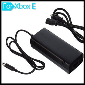 Black Power Supply for xBox 360 E Game Console with Retail Box pictures & photos