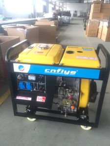 Fy4500-2 Perfect Super Quality Open Shelf Diesel Generator