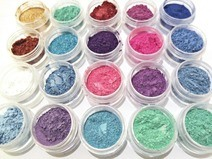 Wholesale Sparkle Pearl Pigment Powder Manufacturer pictures & photos