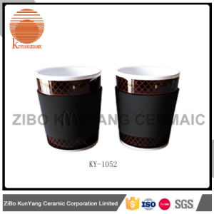 Mcd Mug with Silicone Promotion Mug pictures & photos