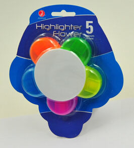 5 in 1 Highlighter in Flower Shape pictures & photos
