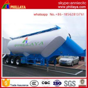 50 Cbm 60m3 Cement Bulker Cement Tanker Semi Truck Trailer pictures & photos