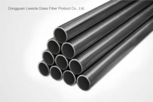 Corrosion Resistance Carbon Fiber Tube/Pole/Pipe with Lightweight pictures & photos