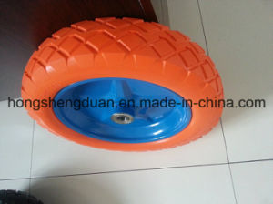 Hot-Selling PU Form Wheel 4.80/4.00-8 pictures & photos