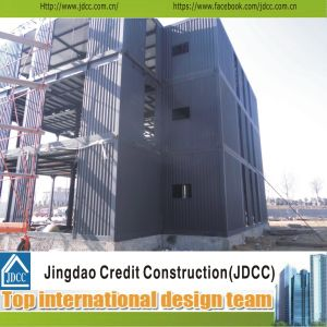 Fast Construction Strong Multi Level Prefab Building pictures & photos