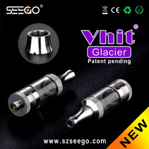 New Patent Vhit Glacier Vaporizer Smoking with Glass Globe pictures & photos