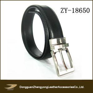 Janyo Men′s Leather Belt 2013 (ZY-18650)