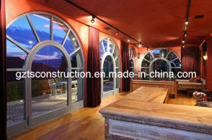 Arch Casement Door pictures & photos