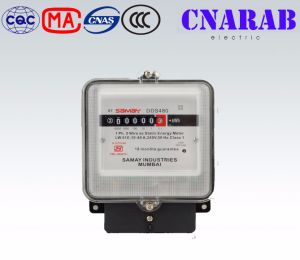 Single Phase Electric Meter (Submeter) India Market pictures & photos