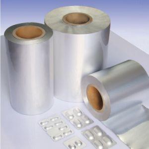 (OPA/AL/PVC) Cold Forming Blister Alu Foil pictures & photos