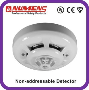 2-Wire, Conventional Smoke/Heat Detector with Remote LED, Smoke Alarm (SNC-300-CL) pictures & photos