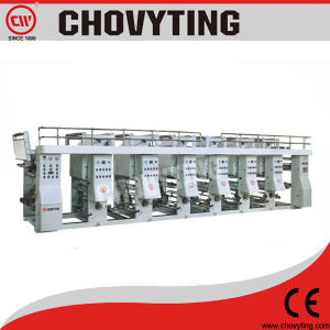 Speed Rotogravure Printing Machine (CWASY-A) pictures & photos