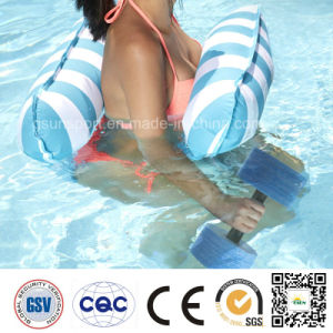 Inflate and Deflate Easily Water Hammock Inflatable Toy