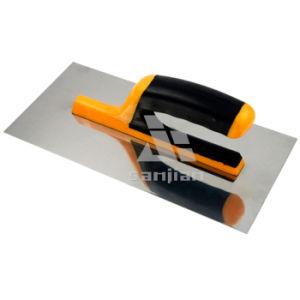 Plastic Handle Carbon Steel Trowel pictures & photos