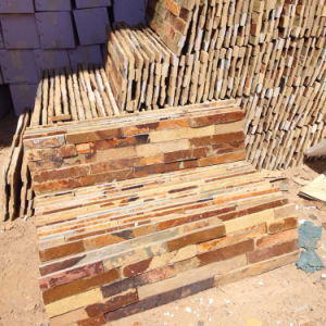China Wholesale High Quality Falling Water Stacked Stone (SMC-SCP348) pictures & photos