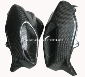 Mv Agusta Spare Parts Carbon Fiber Motorcycle Air Intake Covers pictures & photos