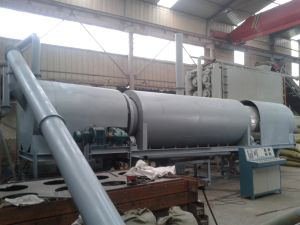 New Type Biomass Waste Charcoal Retort pictures & photos