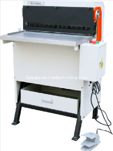 Heavy Duty Factory Industry Use Electric Paper Punching Machine (SUPER600) pictures & photos
