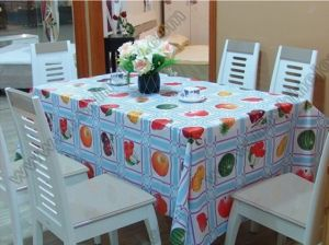 Fruits Tablecloth, Table Cover pictures & photos