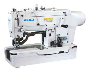 High-Speed Flat Head Buttonhole Machine (Electric Lifter)