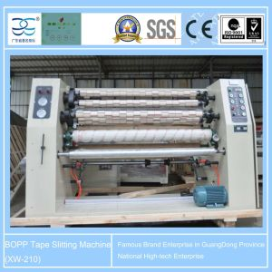 Automatic Packaging Film Slitting Machine (XW-210)