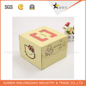 Customized Foldable Strong Corrugate Flute LED Light Bulbs Paper Box pictures & photos