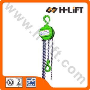 Manual Chain Hoist with Fully Enclosed Automatic Load Brake (CH-C Type) pictures & photos
