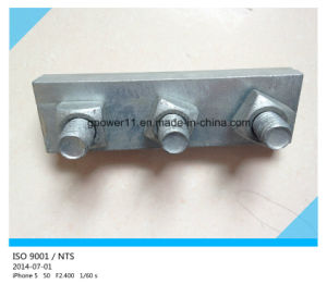 Hot DIP Galvanized Cable Fitting Guy Clip pictures & photos