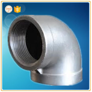 Casting Stainless Steel 90 Elbow Pipe Fitting