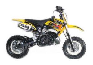 New Design Mini Dirt Bike (SN-GS395-S)