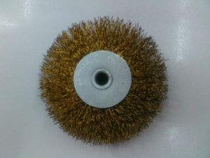 Brand New Wheel Stainless Steel Wire Brush with High Quality pictures & photos
