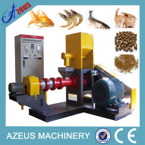 Pet Food Usage 400-500kg/H Automatic Chicken Food Machine with CE