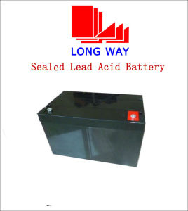 12V80ah Gel Batteries for Solar Air-Conditioners with High Power Discharge pictures & photos