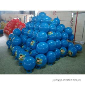 "15"" 500g Rectangle Handle PVC Hopper Ball pictures & photos"
