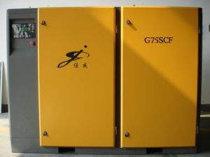 Direct Drive Screw Compressor G75scf-8