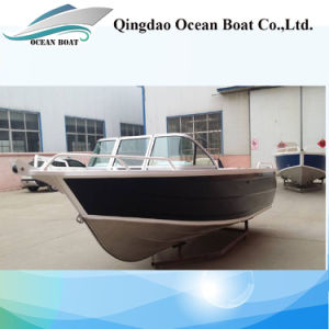 Australia 5m Runabout Aluminum Fishing Boat Runabout Boat pictures & photos