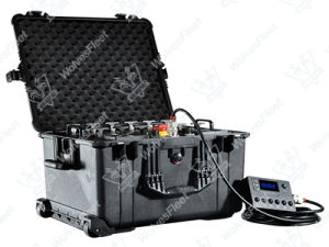 Professional Digital Dds Broadband Jammer for Vehicular pictures & photos