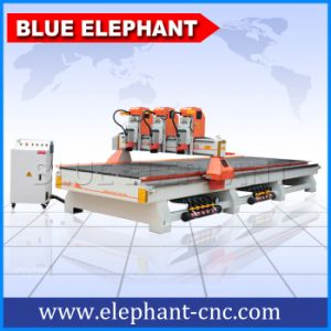 Ele 1660 Multi Head Wood CNC Router, New CNC Machines for Sale in India pictures & photos