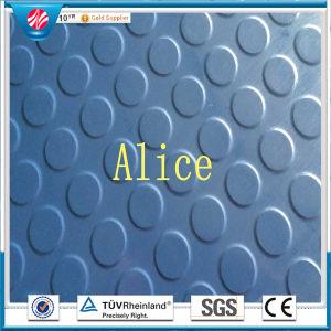 Hospital Rubber Flooring/Gym Rubber Tile/Rubber Floor Tile