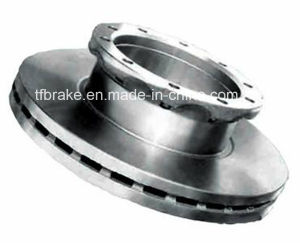 Heavy Truck Parts Brake Rotor Disc Brake Rotor