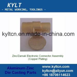 Zinc/Zamak Signal Distributor/Divider/Allotter/Splitter (precision die casting) pictures & photos
