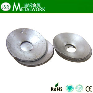 Stainless Steel Lock Conical Washer pictures & photos