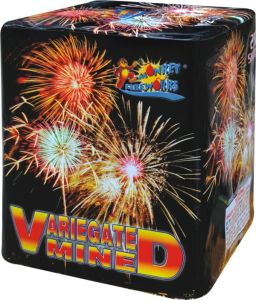 Consumer Cake Fireworks for Display Show