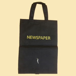 Hotel Newspaper Bag (bag-006) Hotel Amenities Manufacturer pictures & photos