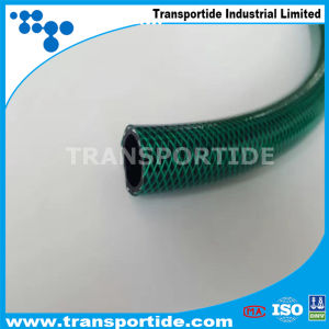 Green PVC Reinforced Garden /Water/Reinforced Hose Pipe pictures & photos
