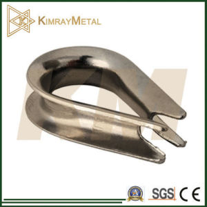 DIN6899b Type Stainless Steel Thimble pictures & photos