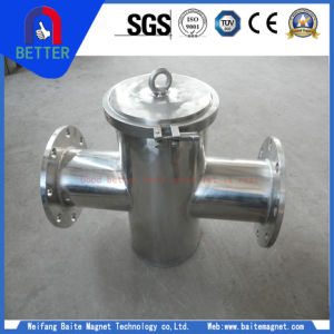 Rcyj Liquid Pipeline Permanent Magnetic Separator for Mining Processing Machinery pictures & photos