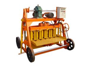 QMY4-45 Manual Movable Egglaying Concrete Hourdis Block Cutting Machine pictures & photos