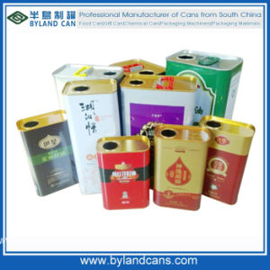 1L-2L-3L-4L-5L-Edible Oil Can