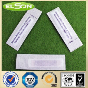 White Fabric EAS 58kHz Am Security Label (AJ-LA-06) pictures & photos